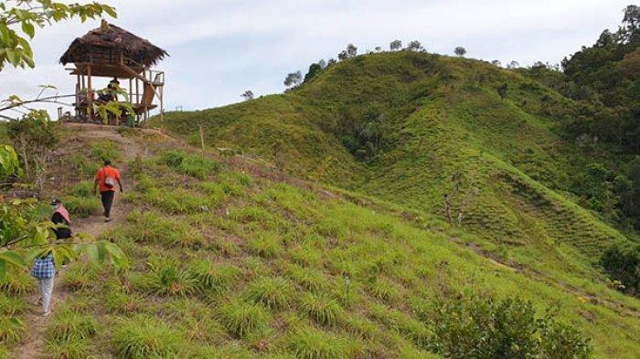 Puncak Grapela, Objek Wisata di Negeri Tuan Tapa Semakin Diburu Penikmat Sensasi Ketinggian
