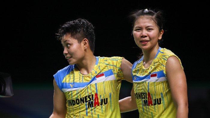 Hasil Perempat Final Thailand Open 2021: Daddies & Greysia/Apriyani Melaju, Hafiz/Gloria Tumbang