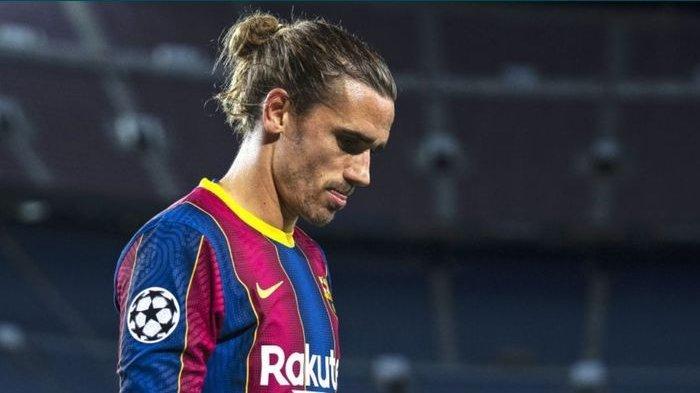 Antoine Griezmann Dalam Situasi Sulit, Dibuang Barcelona dan Ditolak Banyak Klub