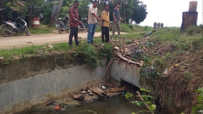 Banjir di Jeumpa Bireuen Disebabkan Sempitnya Gorong-gorong di Blang Seupeng