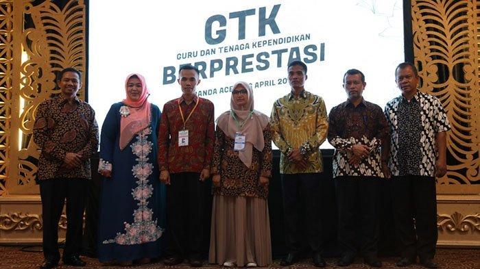 Ratusan Peserta di Aceh Berkompetisi Merebut Gelar Guru dan Tenaga KependidikanBerprestasi 2019