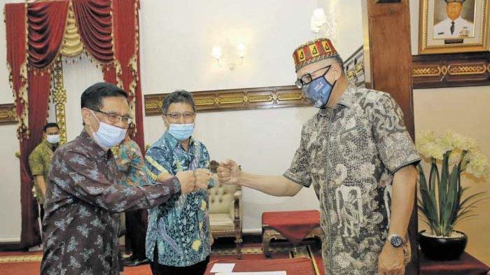 Aceh Terbuka untuk Investasi, Pos Logistik-Pema Jalin Kerja Sama