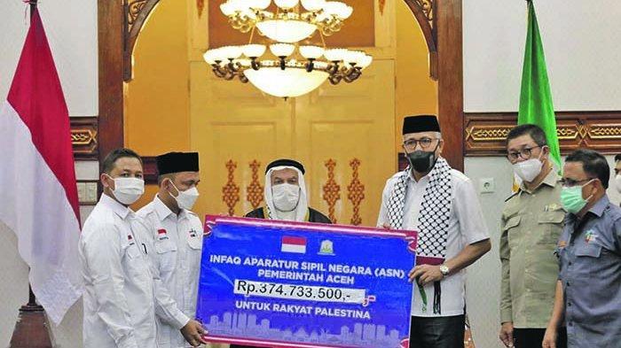 Pemerintah Aceh Kecam Kebiadaban Zionis Israel
