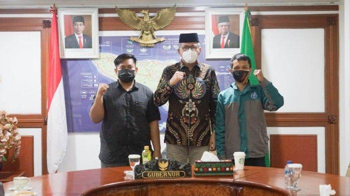 Gubernur Aceh Dukung Pengusaha Muda, Bepahkupi Tampil di Speciatly Coffe Expo 2021 New Orleans
