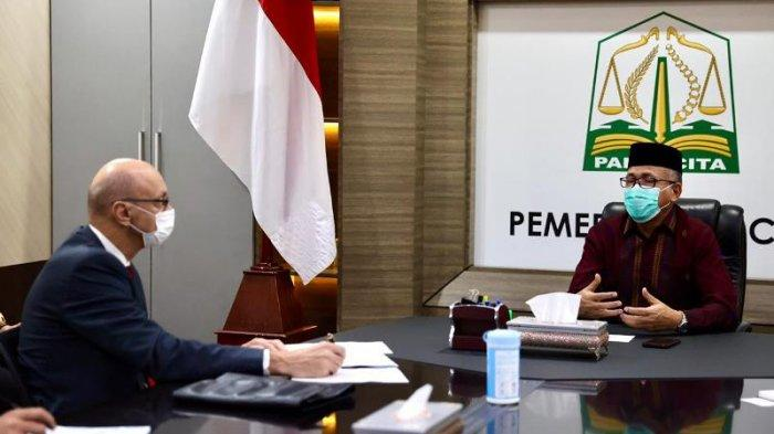Gubernur Aceh Nova Iriansyah Terima Kunjungan Dubes Ceko, Ini 5 Peluang Kerja Sama Mereka Bahas