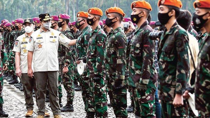 WHO Minta Indonesia Berlakukan PSBB Ketat, Akhir Juni Diprediksi Puncak Kasus Covid-19