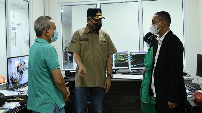 Gawat! Ruang Rawat Pasien Covid-19 di RSUZA Penuh, Dokter Akui Situasi Saat Ini Lebih Parah