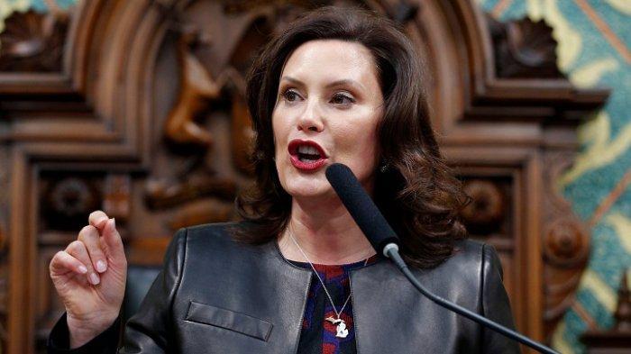 Kasus Virus Corona Michigan Tidak Terkendali, Gubernur Gretchen Whitmer Makin Terjepit