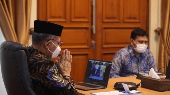 Nova Ajak Pengusaha Australia Berinvestasi di Aceh, Paparkan Potensi Wisata dan Komoditas Unggulan