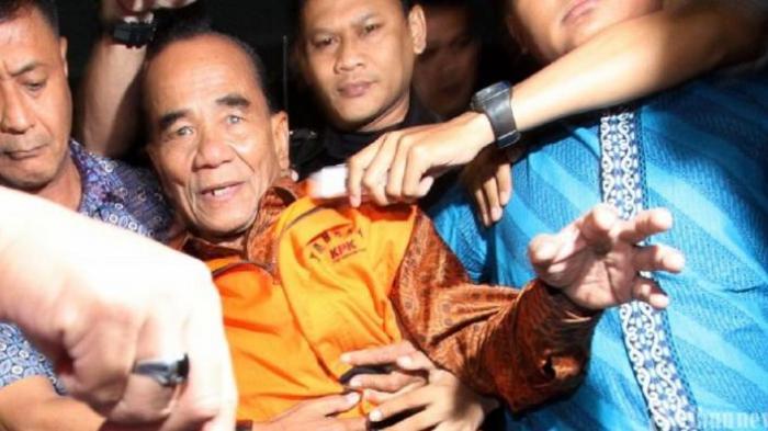 Presiden Jokowi Beri Grasi Untuk Annas Maamun,Politisi PKS SinggungAbu Bakar Ba'asyir