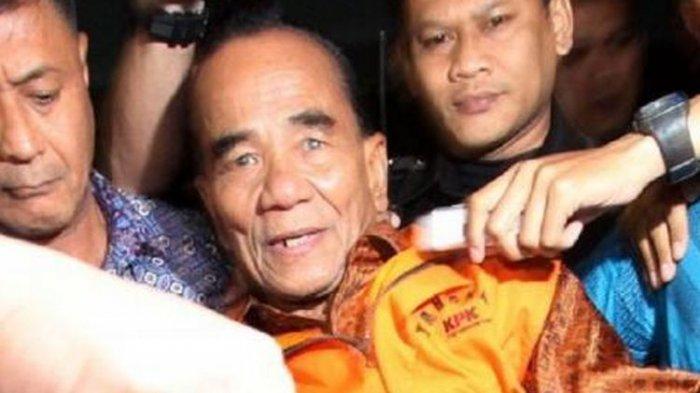Grasi Presiden Jokowi kepada Terpidana Korupsi Annas Maamun yang Menuai Kritik hingga Dikecam