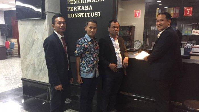 Kautsar dari PA dan Tiong dari PNA Ajukan Judicial Review Terkait UU Pemilu ke Mahkamah Konstitusi