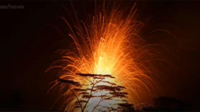 Gunung Berapi di Hawai Meletus, Disusul Gempa 4,4 Skala Richter