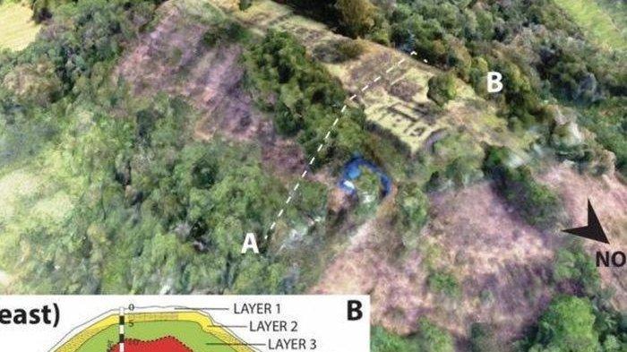 Ilmuwan Klaim Gunung Padang Merupakan Struktur Piramida Tertua di Dunia