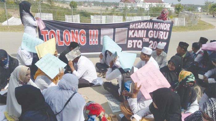Pastikan Gaji Guru BTQ di Aceh