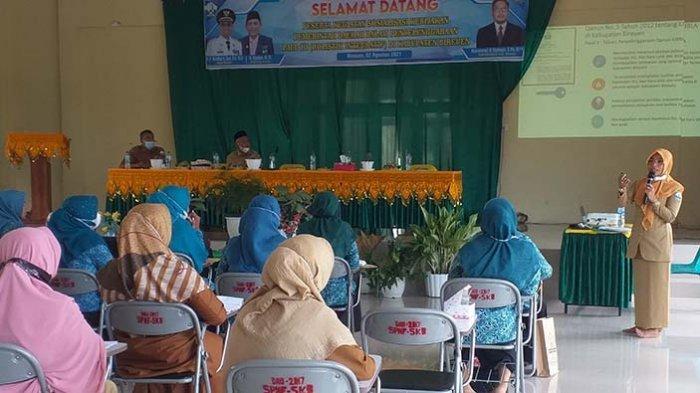 Puluhan Guru PAUD di Bireuen Ikut Sosialisasi Pengembangan PAUD Holistik Integratif