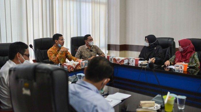 DPRK Fasilitasi Pertemuan Disdikbud Kota dengan Guru PAUD, Bahas Pendidikan di Masa Pandemi
