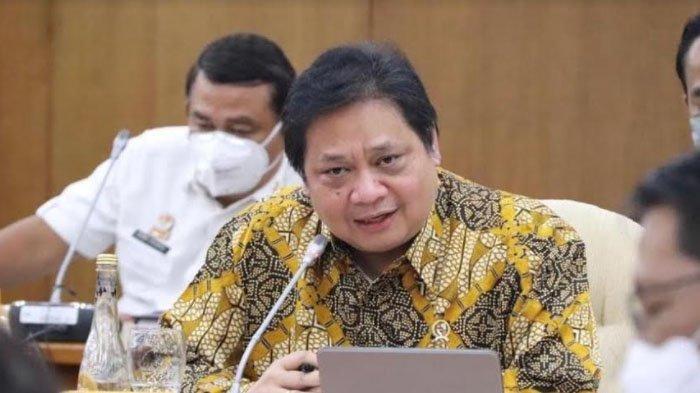 Tingkatkan Koordinasi dan Sinergi Menko Airlangga Terima Kunjungan Ombudsman RI