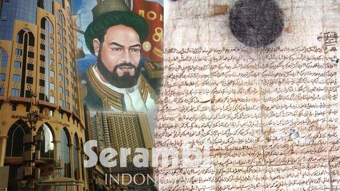 'Baitul Asyi' Wakaf Habib Bugak di Mekkah