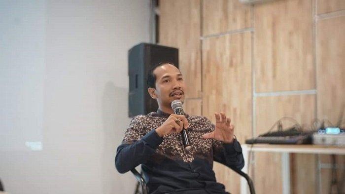 Habibi Inseun Ketua Partai Buruh Aceh