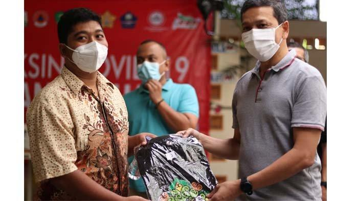 RoadBike Aceh Berpartisipasi Dalam Launching Perdana Gerai Vaksin di Warung Kopi di Aceh