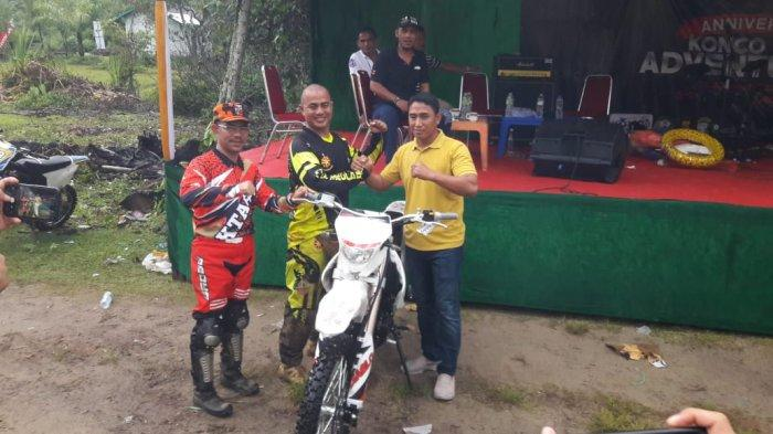 Raider Asal Aceh Barat Ini Boyong Hadiah Utama Anniversary Konco Trail Adventure