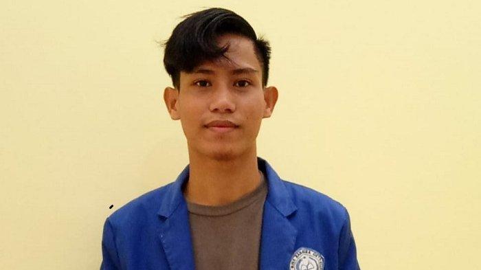 Hairil, Mahasiswa UBBG Terpilih Jadi Peserta Pejuang Muda Kemensos RI
