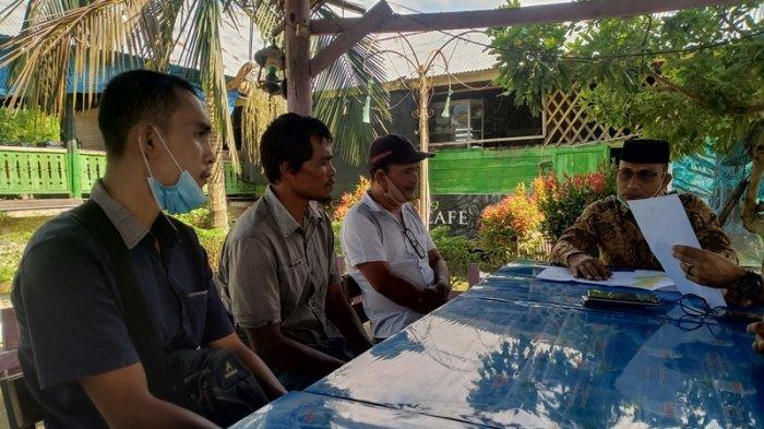 Lahan Pertanian Dirusak Usai Putusan PN Stabat, Masyarakat Tenggulun Curhat ke Haji Uma