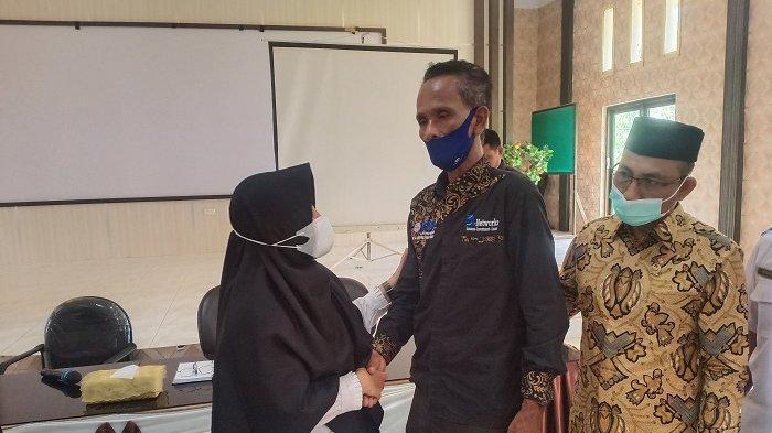 Ingatkan RSUD Aceh Tamiang untuk Profesional, Haji Uma: Jika Terulang akan Saya Teruskan ke Menteri
