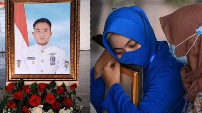 Mengenang Tenggelamnya KRI Nanggala-402, Istri Serda Pandu Yudha Menangis, 'Sampai Ketemu di Surga'