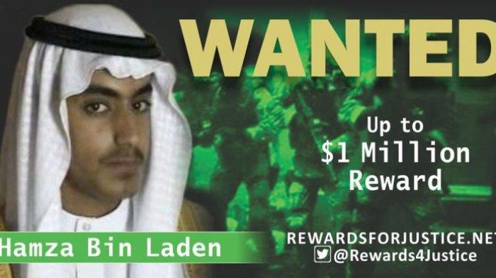 Dihargai Rp 14 Miliar, Benarkah Hamza bin Laden Putra Mendiang Pemimpin Al-Qaeda Sudah Tewas?