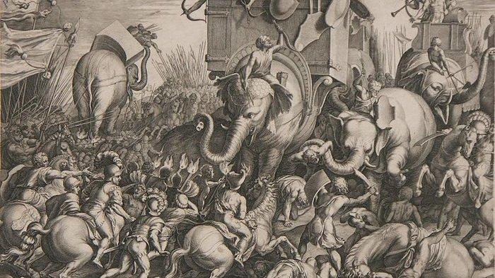 10 Fakta Menarik Hannibal Barca, Sang Panglima Perang Pasukan Gajah