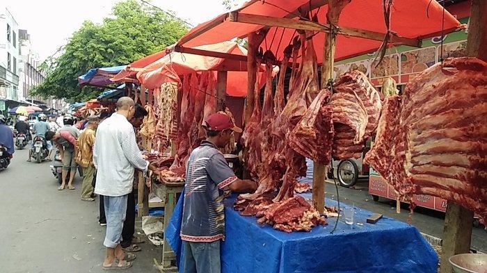 Harga Daging di Bireuen Masih Mahal, Permintaan Tetap Tinggi, Ini Penyebabnya