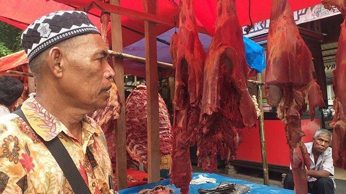 Meugang Pertama di Bireuen Harga Daging Capai Rp 170 ribu Kilogram