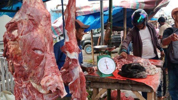 Satgas Pangan Aceh Imbau Pedagang jangan Terlalu Mahal Jual Daging Meugang