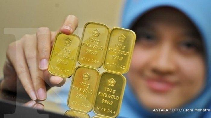 Ini Rincian Harga Emas Hari Ini Turun Di Kisaran Segini Per Mayam Serambi Indonesia