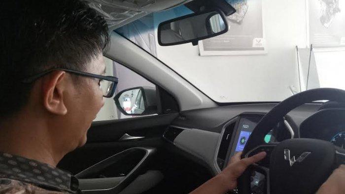 Mobil Wuling Almaz 7 Seater Dilengkapi Voice Command, Ini Harganya untuk Wilayah Aceh