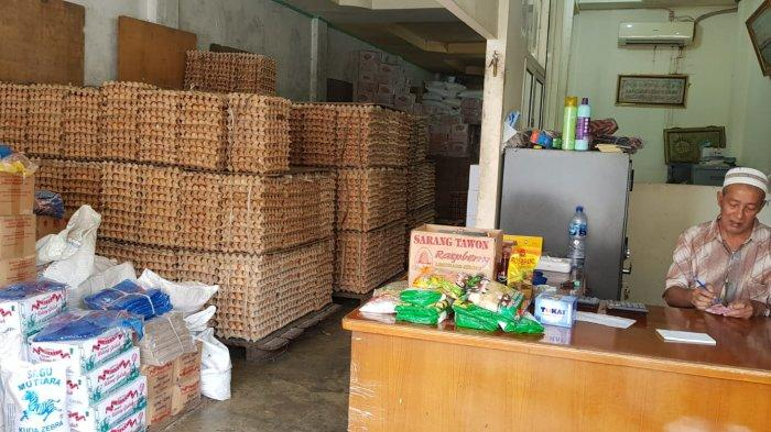 Harga Minyak Goreng, Telur & Kedelai di Banda Aceh dan Aceh Besar Naik, Gula Turun, Ini Penyebabnya