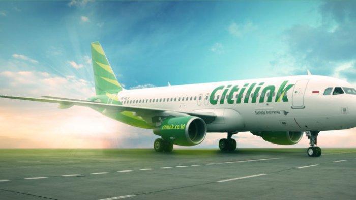 Hari Ini Citilink Melayani Penerbangan Reguler Sebanyak 104 Penerbangan
