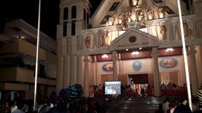 Cerita Natal dari Yogyakarta, Warga Muslim Jaga Rumah Umat Kristiani yang Pergi ke Gereja