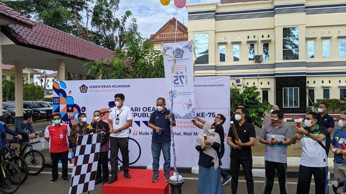 Sejumlah Lomba Warnai Hari Oeang RI di Aceh, Mulai Virtual Run, Tiktok, hingga Bazar UMKM