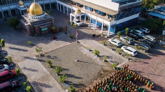 Hari Pertama Kerja, Tak Ada Satu Pun PNS Kanwil Kemenag Aceh yang Absen, Ini Kata Daud Pakeh