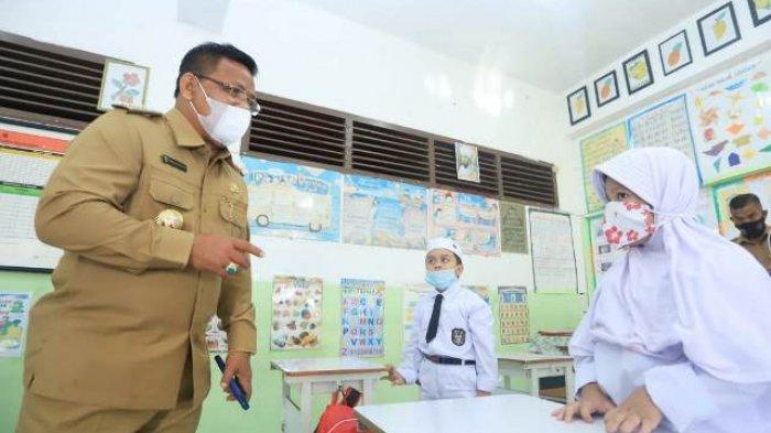 Banda Aceh Jadi Zona Orange, Disdikbud Pastikan Ujian Semester Dilaksanakan Secara Tatap Muka