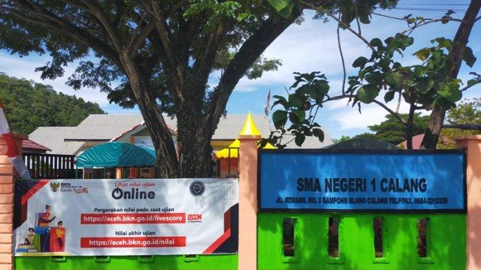Hari Pertama, Semua Peserta CPNS Aceh Jaya Ikut Ujian SKB