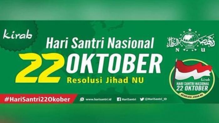 Bahasa Arab Selamat Hari Santri Aceh Barat Tuan Rumah Hari Santri Nasional Tingkat Aceh Halaman All Serambi Indonesia