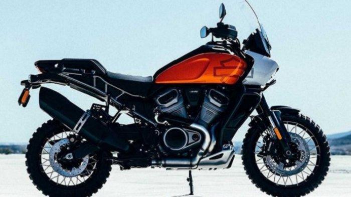 Harley Davidson Luncurkan Model Adventure, Pan America 1250, Dibandrol Rp 200 Jutaan