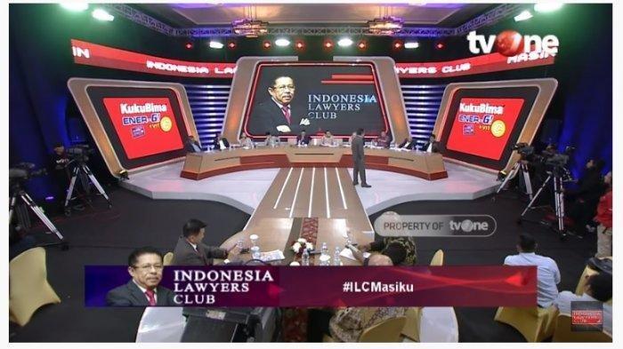 Gegara Harun Masiku Buronan, KPK & PDIP Dipermalukan di ILC, Adian Napitulu Sentil Demokrat & PKS