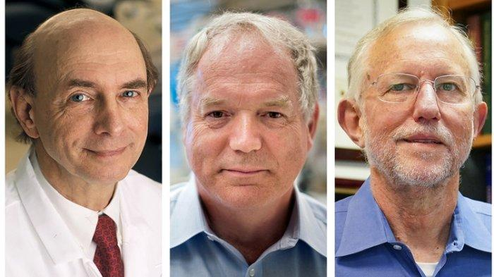 Profil Tiga Ilmuwan yang Dapat Nobel Kedokteran 2020, Berjasa Temukan Virus Hepatitis C
