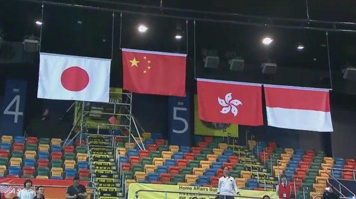 Hasil Akhir Kejuaraan Badminton Beregu Campuran Asia 2019 - China Juara, Indonesia Sesuai Target