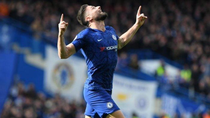 Fakta Olivier Giroud, Melempem di Chelsea tapi Ganas Bersama Timnas Prancis